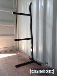 container shelving 2x