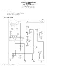 mitsubishi pajero electrical wiring diagram p69515 new pdf mitsubishi pajero fuse box layout at Pajero Electrical Wiring Diagram