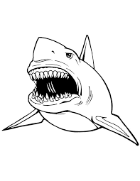Small Picture Shark Mouth Coloring PagesMouthPrintable Coloring Pages Free