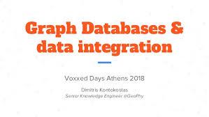 Graph Databases Graph Databases Data Integration V2
