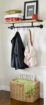 Diy Industrial Coat Rack New DIY Industrial Coat Rack Crafts Pinterest Coat Racks Pipes