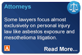 Mesothelioma Law Firms -Asbestos.net