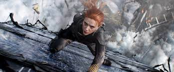 Black Widow' is a big hit in theaters ...