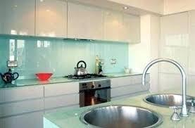 white glass backsplash white kitchen grey glass backsplash