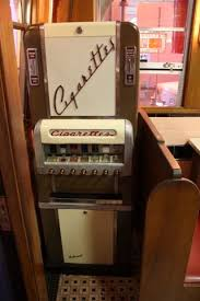 Cigarette Vending Machine Locations Delectable Vintage Cigarette Vending Machine For Sale 48 Best Vintage Vending