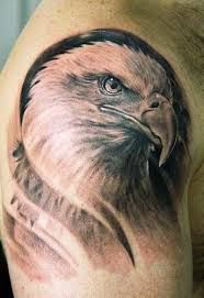 Originální Tetování Orel