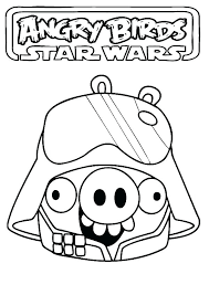 coloriage angry birds star wars angry birds star wars coloring pages coloriage angry birds star wars