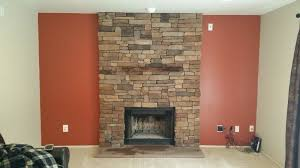 indoor fireplace custom masonry in new jersey