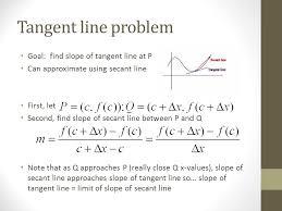 2 tangent