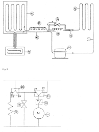 patent ep0119579a2 refrigerant circuit for a refrigerator patent drawing