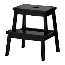 IKEA BEKVM step stool Solid wood is a hardwearing natural material.