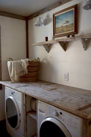 Brilliant small functional laundry room decoration ideas Washer Dryer Little Laundry On The Prairie Homebnc 28 Best Small Laundry Room Design Ideas For 2019