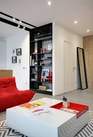 Designs by Style: Decorating With Primary Colors - Red Interior