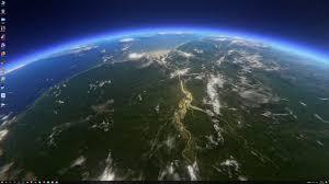 3D Earth Time Lapse PC Live Wallpaper ...