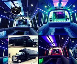 Party Bus Rentals In Nashville, TN