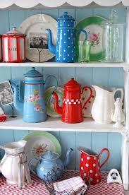 decor kitchen kitchen: retro kitchen decor vintage kitchen red blue turquoise