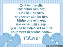 New Baby Congrats Congratulations For Having Twins Newborn Baby Card Wishes
