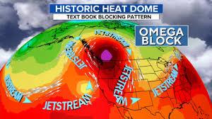 millennium heat dome