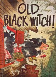 update friday old black witch