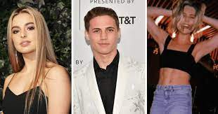 The trailer for the netflix film dropped wednesday, august 4, 2021, which featured rae's bff kourtney kardashian who made her film debut. Who Is Lizee Broadway Truth About Tanner Buchanan S Rumored Girlfriend As He Kisses Addison Rae At Mtv Awards Meaww