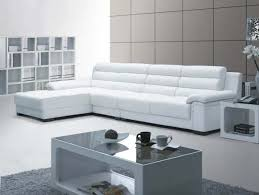 white leather couch. White Leather Sofa Couch O