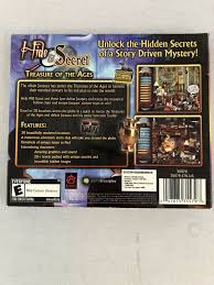 See how much treasure you can find in the dusty corners of this old shop. Hide Secret Treasure Of The Ages Hidden Objects Pc Computer Cd Rom Game 47875355798 Ebay