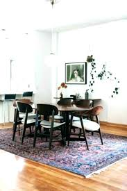 area rug under dining table kitchen rugs for tables sophisticated next what size round nex