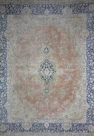 persian vintage handmade rug vin1020