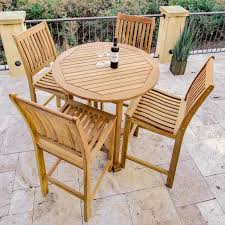 pub style outdoor table and chairs off 70