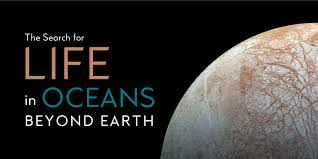 For Life Public Lecture The Search For Life In Oceans Beyond Earth