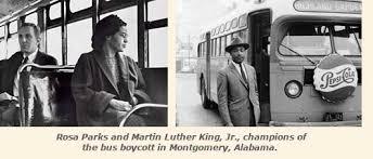 「Montgomery Bus Boycott, 1955」の画像検索結果