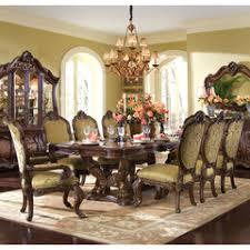 michael amini furniture. Fine Furniture Chateau Beauvais Rectangular Table Dining Room Set Michael Amini  AICO  Collection To Furniture E