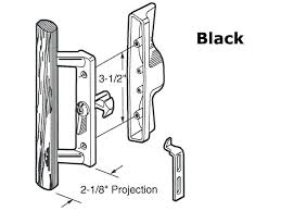 full image for pella patio door lock parts peachtree sliding pella sliding screen door latch parts