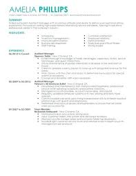 Examples Of Restaurant Resumes Fascinating Resume Examples For Restaurant Resume Examples For Restaurant