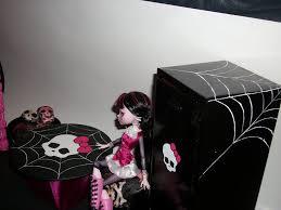 Monster High ooak Furniture by micaelajones on DeviantArt