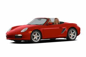 2006 Porsche Boxster Information