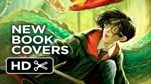 harry potter 4 book cover first look new harry potter book covers 2018 hd of harry