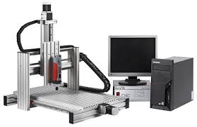 3 and 4 axis a3 cnc milling machine packages