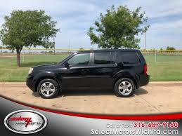 2014 Honda Pilot Color Chart Used Honda Pilot For Sale In Wichita Ks 61 Cars From