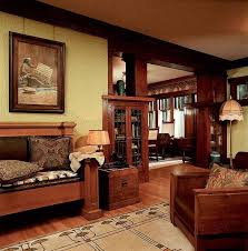 Home Design Decor Craftsman Interior Decorating Style Trim House