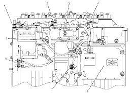 cat c engine diagram sensors location motorcycle schematic images of cat c engine diagram sensors location 1 coolant temperature sensor cat c