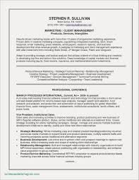 Resume Objective Entry Level Unique Fresh My Resume Work Objective