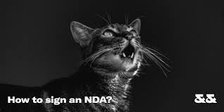 Nda Template For Startup How To Sign An Nda Tips For Startups On Who When Why And