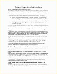 How Many Years Should A Resume Cover How Long Should A Resume Cover Letter Be 60 Infantry 7