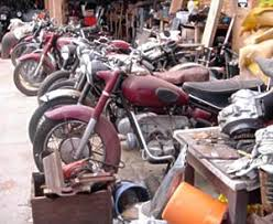 vintage motorcycle auction