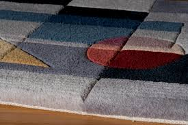 momeni new wave collection nw 54 blue area rug