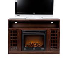 Amazon.com: Narita Media Electric Fireplace - Espresso: Kitchen & Dining