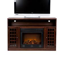 com narita a electric fireplace espresso kitchen dining