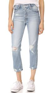 Mother Mother Superior The Tomcat Jeans Shopbop Save Up To