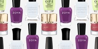 Nyc Nail Polish Color Chart 15 New Spring Nail Colors Best Nail Polish Shades For
